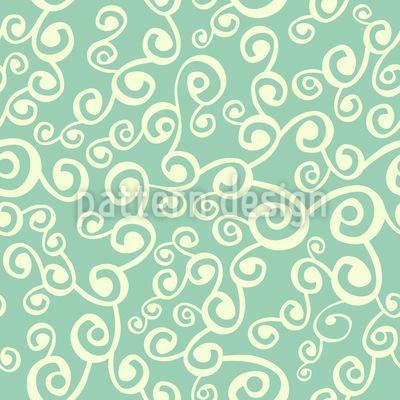 Ilvys Beautiful Curls Vector Design