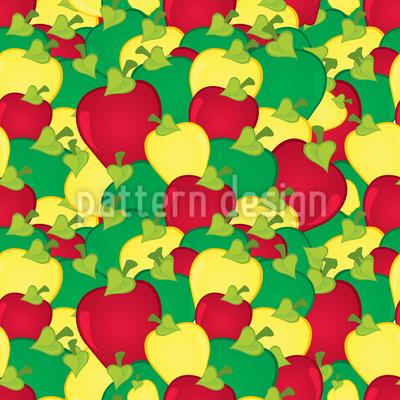 Apple Harvest Repeat Pattern