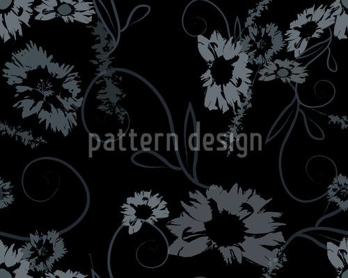 Der Garten Nero Muster Design