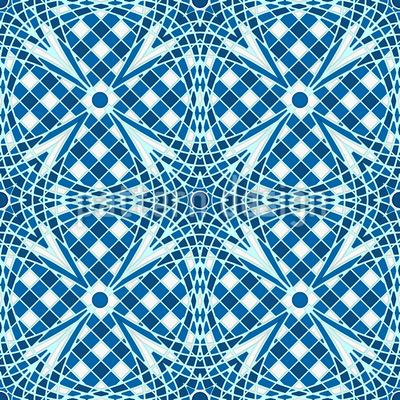 Stern Mosaik  Vektor Ornament