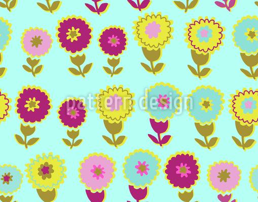 Blume Und Wasser Vektor Design