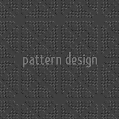 Embossed Triangle Grid Seamless Vector Pattern