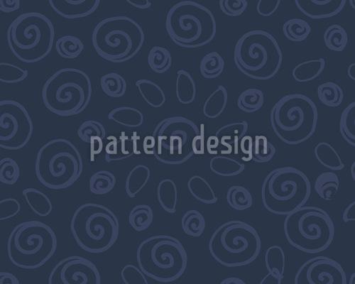 Swirly Curly Pattern Design