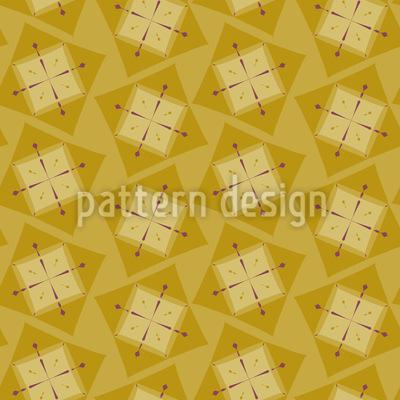Schottische Quadrate Vektor Muster