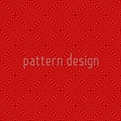 Lava Stars Pattern Design
