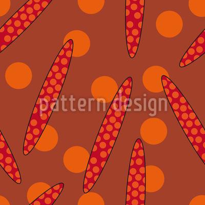 Saatgut Der Aboriginals Vektor Design