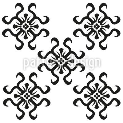 Florale Grüsse Vektor Design