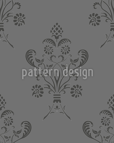 Pride Withoud Justice Grey Seamless Vector Pattern