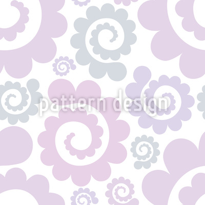 Romantic Spirals Design Pattern