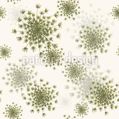 Wiesenblumen Traum Rapportiertes Design