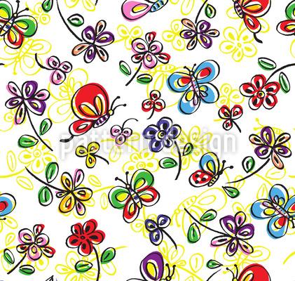 Butterfly Joy Repeat