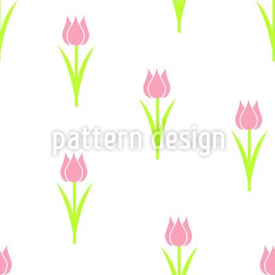 Tulip Solitaire Repeat Pattern