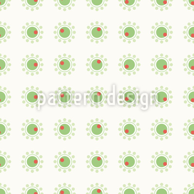 Small Olives Pattern Design