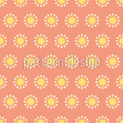 A Little Sunshine Pattern Design