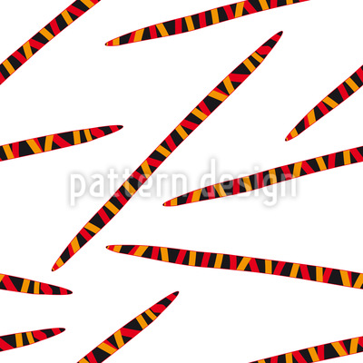 Ethno Sticks Design Pattern