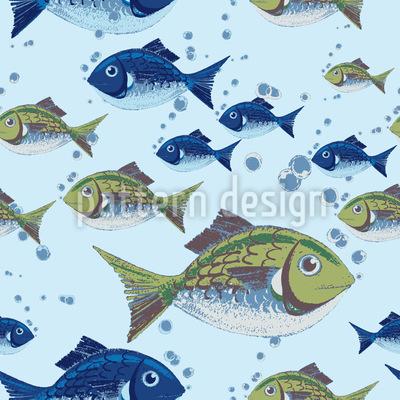 Fische Der Nordsee Rapportmuster