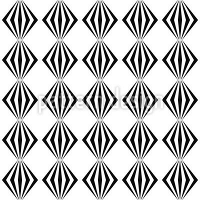 Lampion Geometrie Vektor Ornament