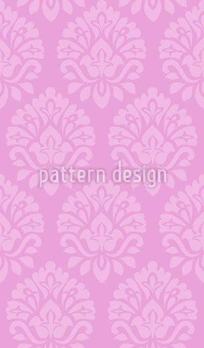 Barock Romanze Rapportiertes Design