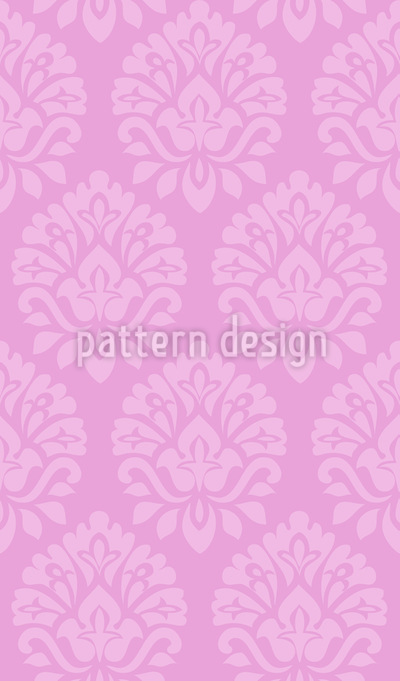 Baroque Romance Repeating Pattern