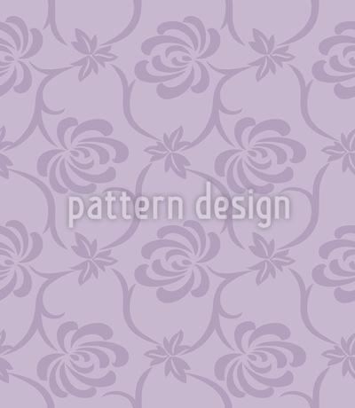 Floral Melancholy Pattern Design