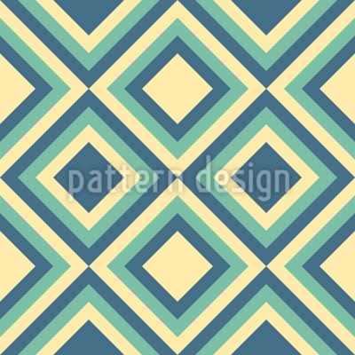 Eisberg Karos Muster Design
