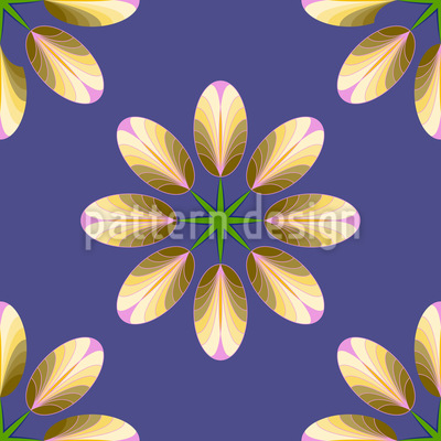 Magnolia Repeat Pattern