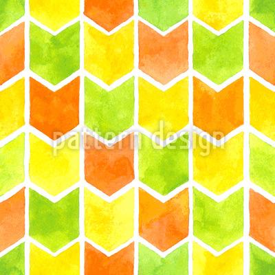 Summer Zigzag Pattern Design