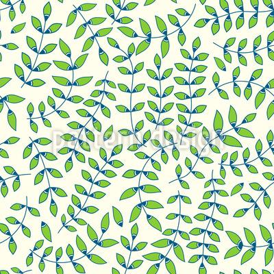 Leaf Of Joy Pattern Design