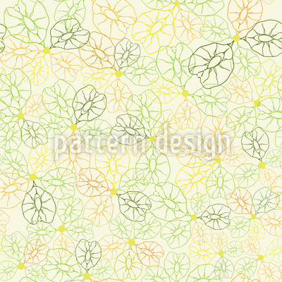 Elm Seeds Seamless Pattern