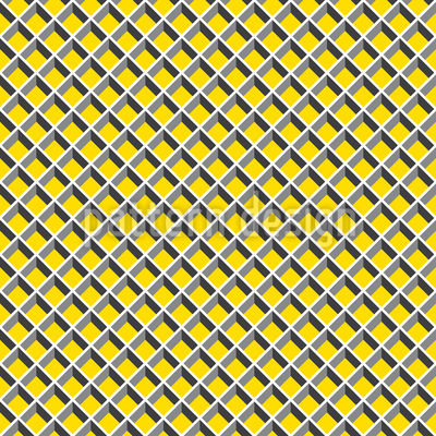 Solid Grid Vector Pattern