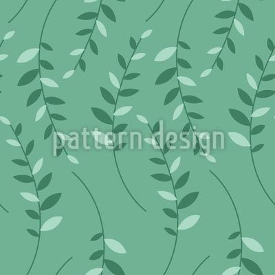 Leaf Meeting Pattern Design