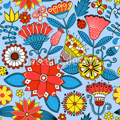 Julias Schöner Garten Musterdesign