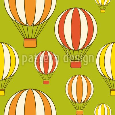 Ballonfahrt ins Grüne Rapport