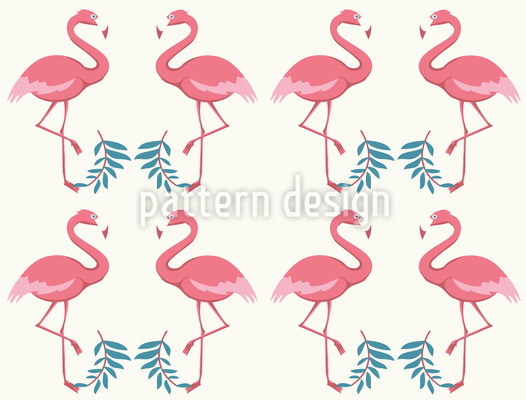 Flamingo Tanz Rapport