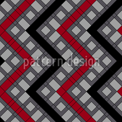 Zigzag Repeat Pattern