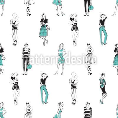 Posieren Muster Design