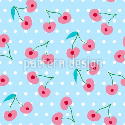 Sweet Cherries Pattern Design
