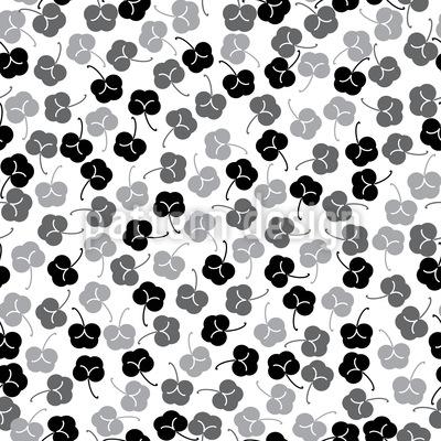 Blütezeit Fernost Vektor Muster