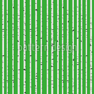 Birch Trunks Pattern Design