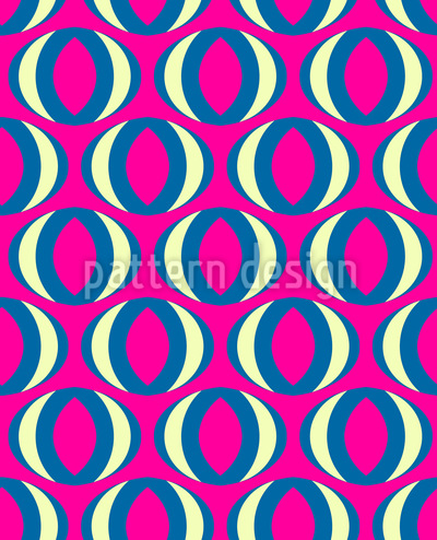 Oval Look Vector Design
