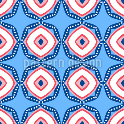Tortoise Shells Vector Pattern