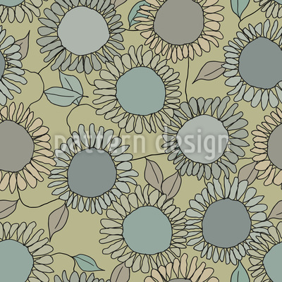 Sunflower Joy Repeat Pattern