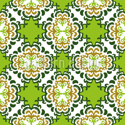 Postmodern Repeat Pattern
