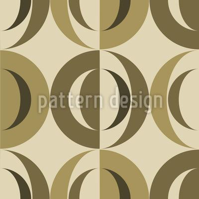 Acht Nullen Muster Design