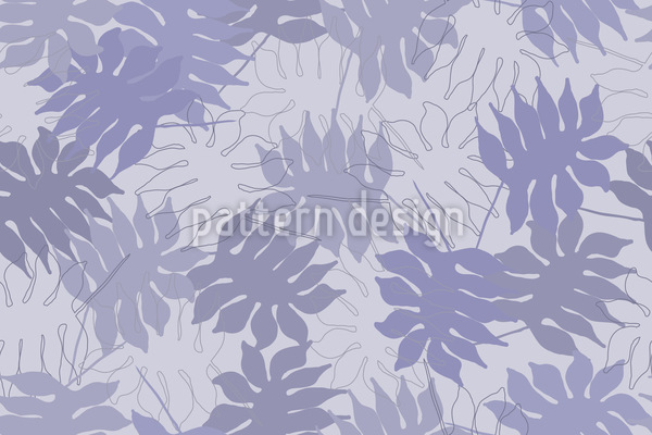 Leaves Of The Dream Tree Pattern Design
