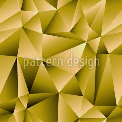 Gold Glamour Vektor Ornament