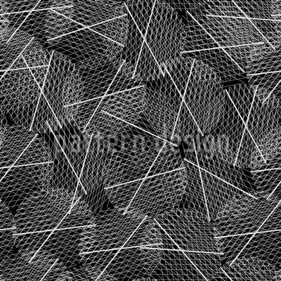 Netzartige Kreise Vektor Design