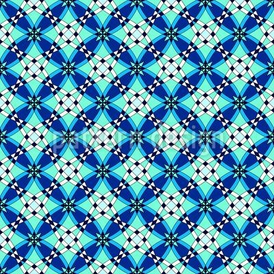 Atlantis Gitter Muster Design