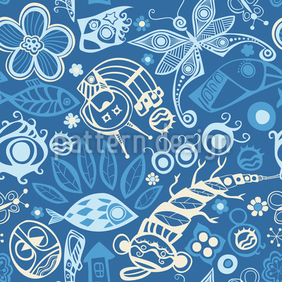 Ozean Der Träume Rapportmuster