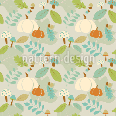 Autumn Bliss Pattern Design